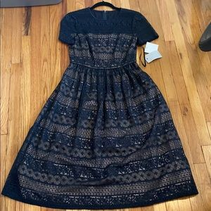 Maggy London lace dress